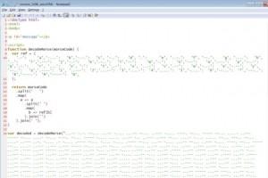 Du phishing camoufl� en code morse pour tromper le filtrage web