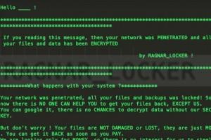Des ransomwares plus nombreux et professionnels selon l'Anssi