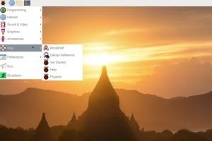 Raspberry Pi OS installe en douce un r�pertoire Microsoft