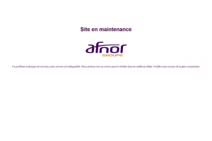L'Afnor sous le feu du ransomware Ryuk (MAJ)