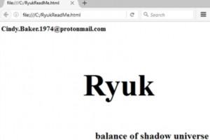 L'Anssi alerte sur un variant du ransomware Ryuk