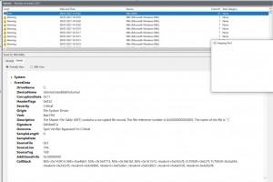 Microsoft limite le correctif du bug NTFS dans Windows 10
