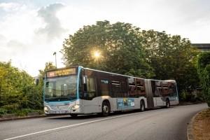 Les transports intercommunaux centre Essone limite la fraude avec OctoCity