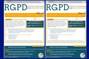 RGPD : les bons r�flexes � adopter selon les clubs utilisateurs
