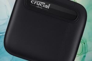 Crucial X6 : Un SSD externe compact et fonctionnel