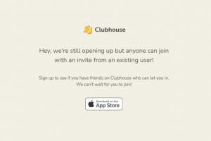 Les discussions de rachat entre Clubhouse et Twitter ajournées