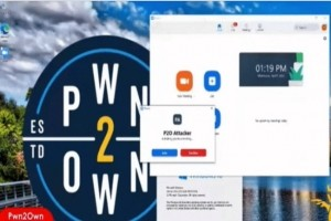 Zoom, Teams, Safari, Chrome et Windows 10 craqu�s au Pwn2own 2021