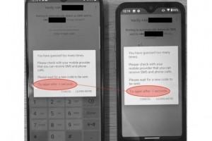 Bloquer un compte WhatsApp avec un simple num�ro de t�l�phone