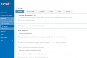 Test iDrive : sauvegarde et partage bien en ligne avec les attentes