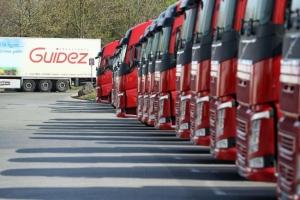 Les Transports Guidez optent pour les bons d'�change de palettes d�mat�rialis�s