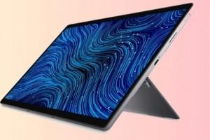 La Dell Latitude 7320 Detachable se frotte � la Microsoft Surface Pro 7+
