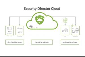 Juniper concentre le contrôle de la sécurité Sase dans le cloud
