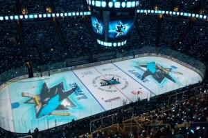 L'�quipe de hockey des Sharks de San Jose mise sur l'analytique pour l'engagement des supporters