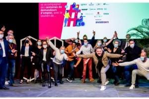 Un tour de France pour accompagner des demandeurs d'emploi vers l'IT