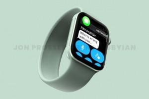Un nouveau design pour l'Apple Watch 7 ?