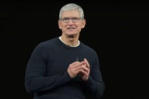 Tim Cook malmen� lors du proc�s Epic Games contre Apple