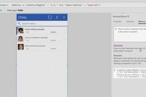 Microsoft Build 2021 : Power Apps dop� au langage naturel avec GPT-3
