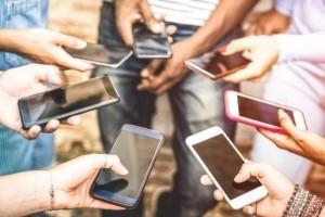 Le march� mondial des smartphones � son plus haut niveau depuis six ans