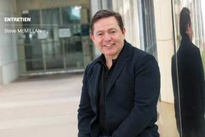 Entretien Steve McMillan, CEO de Teradata : � Les entreprises cherchent � f�d�rer leurs donn�es � travers les clouds �