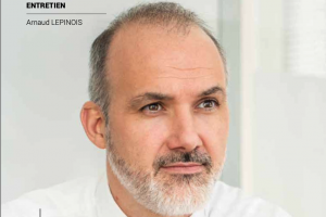 Entretien Arnaud Lepinois, PDG de HP France : � Notre force est l'�quilibre des portefeuilles clients et produits �