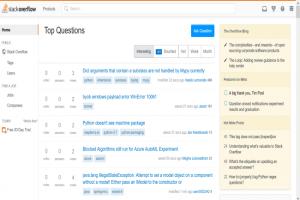 Stack Overflow passe dans le giron de Prosus pour 1,8 Md$