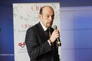 Christian Hoareau � la t�te de la filiale fran�aise de Cradlepoint