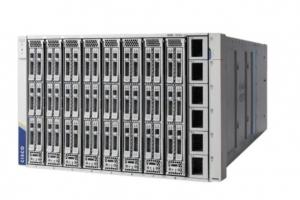 Les UCS s�rie X de Cisco adoptent une architecture plus modulaire