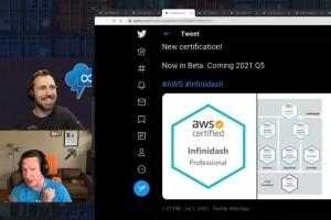 Le faux service AWS Infinidash devient viral