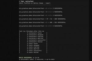 Commande native-image et compilateur amélioré pour GraalVM 21.2
