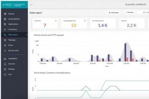 Surveillance en temps r�el des apps cloud chez Juniper