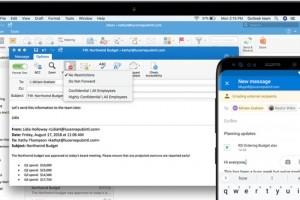 Les jours sont compt�s pour les clients d'anciennes versions d'Outlook