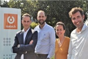 Isatech en ordre de bataille pour atteindre 40 M€ de CA