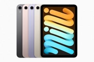 Apple mise beaucoup sur son iPad mini et son iPad 9e g�n�ration