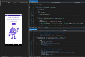 La preview 4 de Visual Studio 2022 cible la productivit� des d�veloppeurs