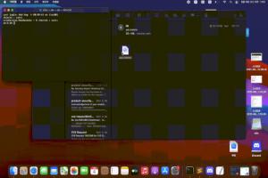 Un bug du Finder de MacOS prend le contr�le des Mac