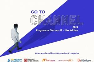 Votez pour les start-ups GoToChannel 2021