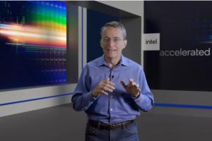Pat Gelsinger, CEO d'Intel, juge r�volue l'avance d'AMD