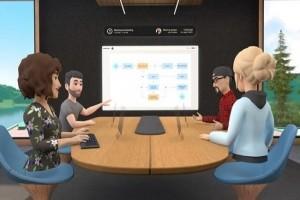 La r�alit� virtuelle et augment�e perce en entreprise