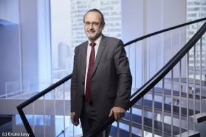 Jean-Claude Laroche devient pr�sident du Cigref