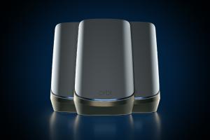 Netgear d�voile le 1e routeur WiFi 6E quadri-bande au monde