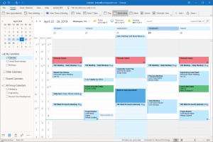 L'importation de calendrier sur Outlook victime d'un bug