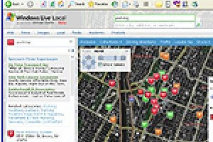 Microsoft améliore Windows Live Local