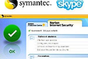 Accord de sécurité entre Symantec et Skype