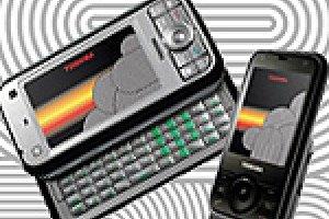 Des terminaux mobiles à lecteur d'empreintes digitales