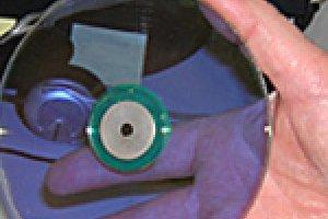 Des disques holographiques de 300 Go en juillet