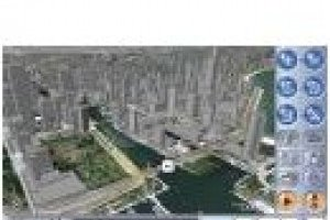 navigation :Un système GPS 3D basé sur Google Earth chez Volkswagen