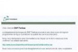 Alerte : De faux emails pour pirater les comptes bancaires