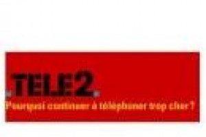 Opérateur : Tele2, une offre triple play partielle