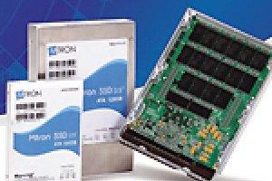 SSD de Mtron : taux de transfert record