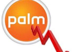 Profits en chute libre pour Palm